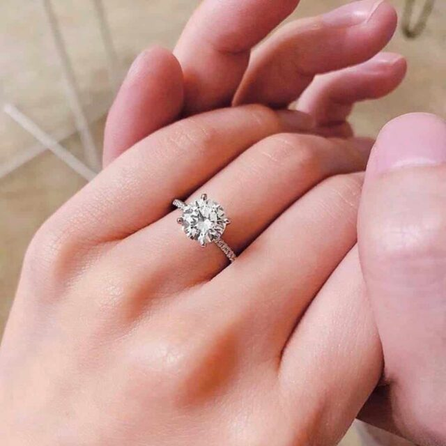 Costco Diamonds vs Blue Nile Engagement Rings.