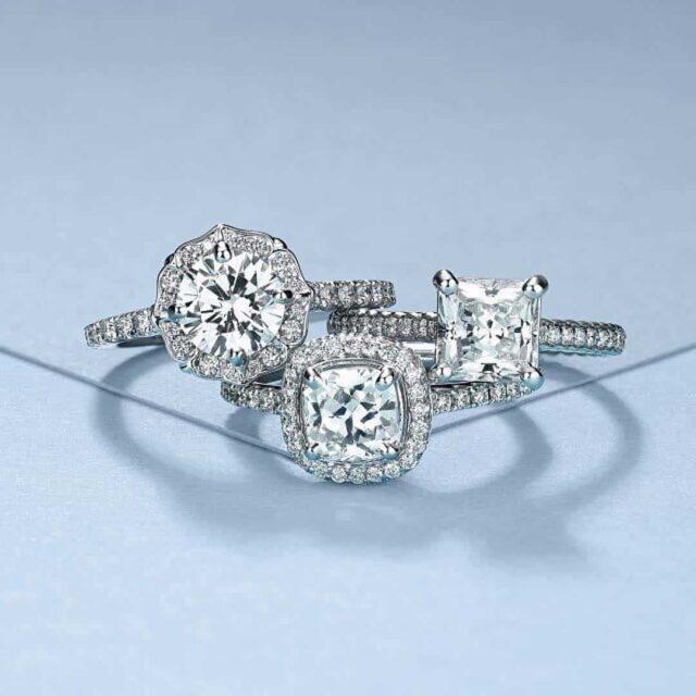 Diamond Shapes Blue Nile vs. Costco Diamonds