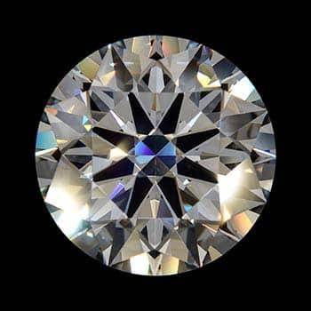 Age of Diamonds Brian Gavin Signature 2.56 carat, I-color, VVS-2 clarity.