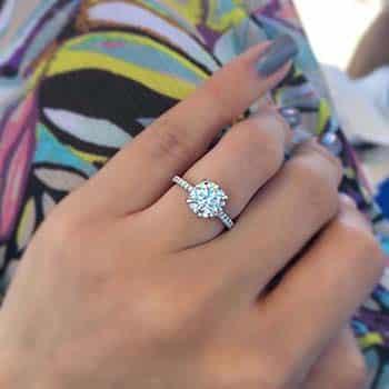 Blue Nile Diamonds Engagement Rings Instagram
