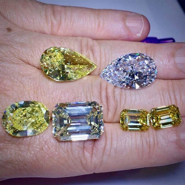 Brian Gavin Diamonds Has Big Rocks