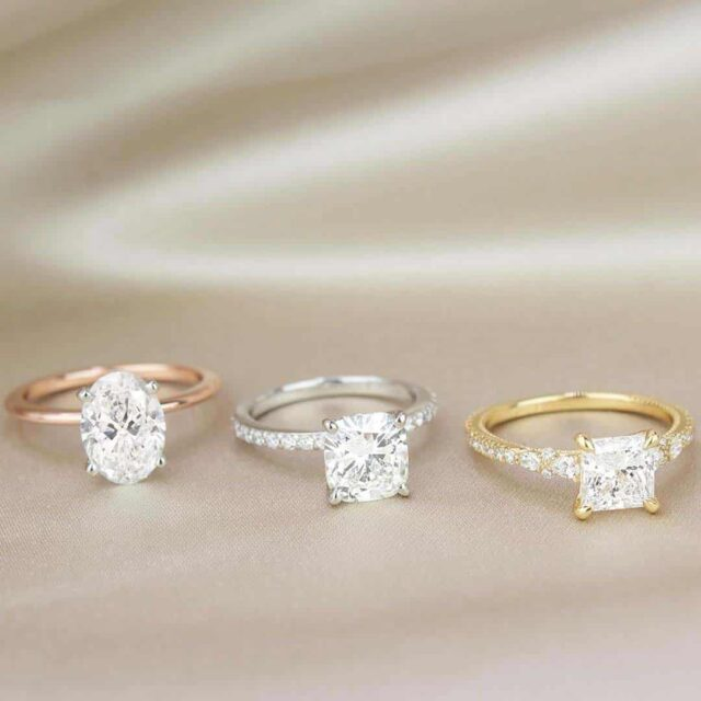 Brilliant Earth Diamonds Reviews for Oval, Round, and Princess Cut Rings.