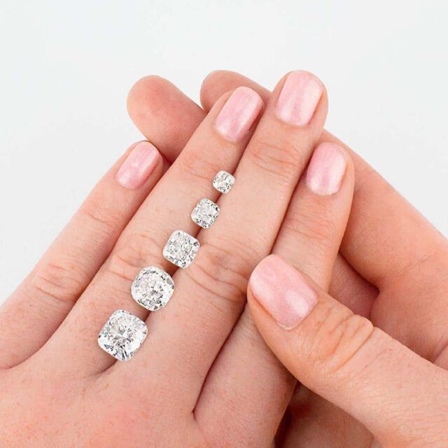 Brilliant Earth Diamond Prices Compare Shapes and Sizes.