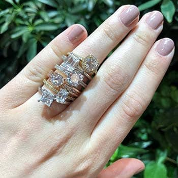 Create the Perfect Diamond Engagement Ring James Allen.
