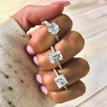 Pick Your Perfect Diamond Ring from Ritani.