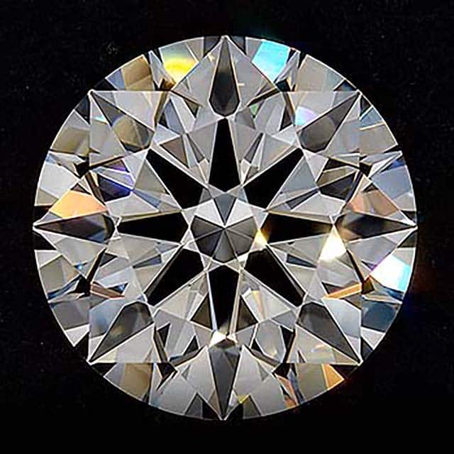 2.64 carat, D-color, VVS2 clarity, Black by Brian Gavin Diamond.