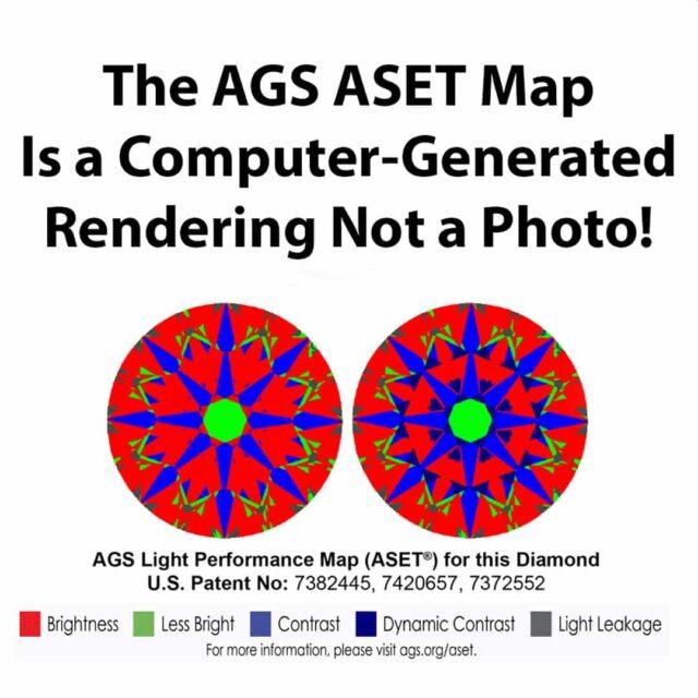 Advanced ASET Map for Black by Brian Gavin Diamond.