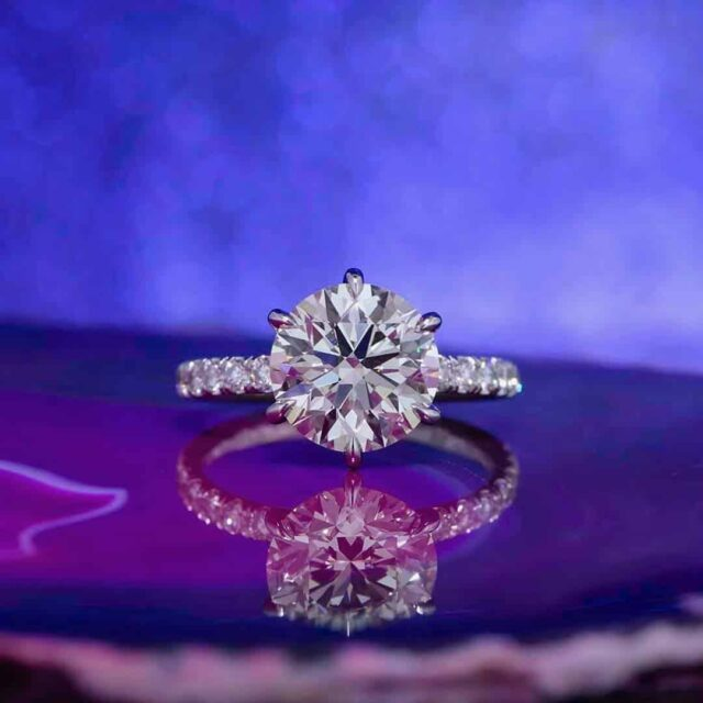 HPDiamonds Crafted by Infinity H&A Super Ideal Cut.