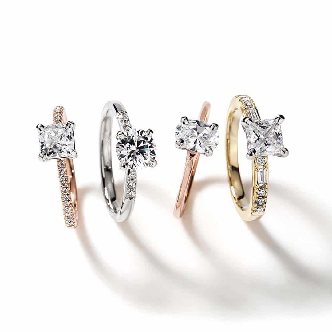 Pick Your Favorite Style of Blue Nile Engagement Rings.