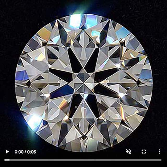 Black by Brian Gavin Diamond 1.79 carats, E-color, VS-1 clarity.