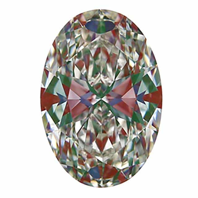 ASET Scope Blue Nile Oval Cut Diamond