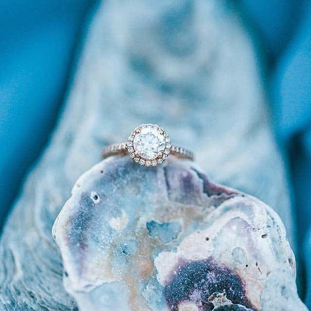 April Is Diamond Month at Blue Nile.