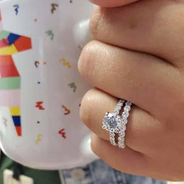 Brian Gavin Diamond Engagement Rings.