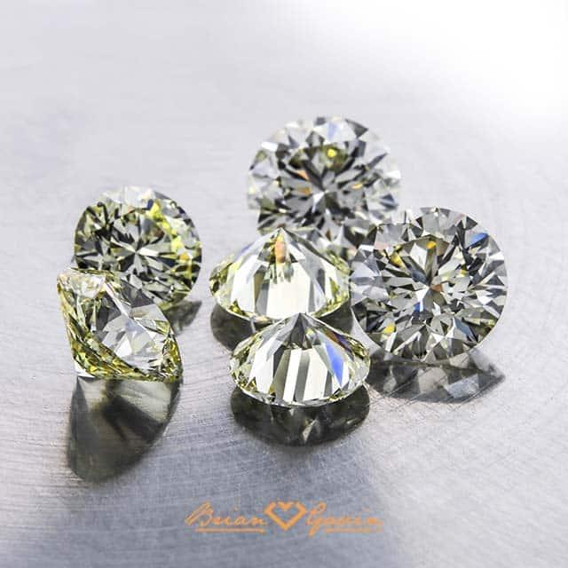 Cape Series Diamonds by Brian Gavin