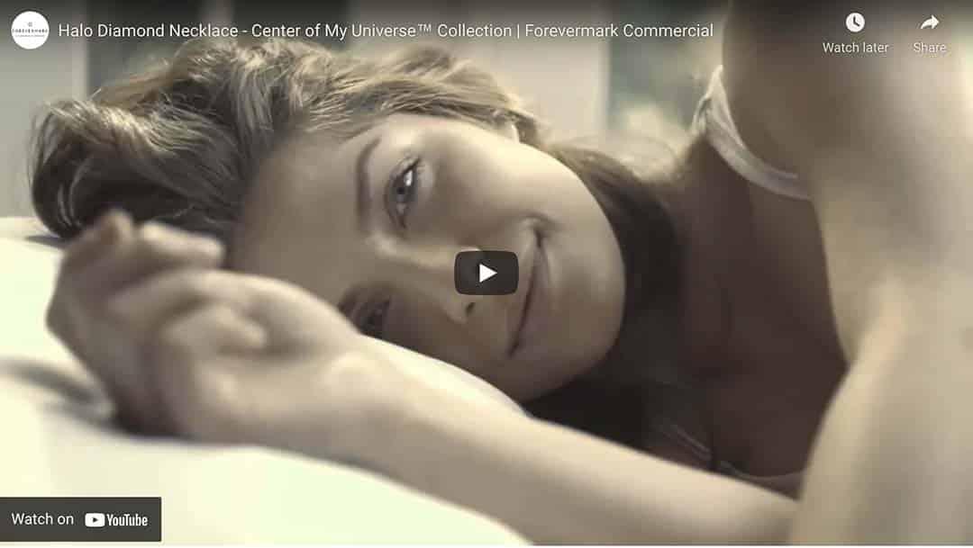 De Beers Forevermark Diamonds Video on YouTube.