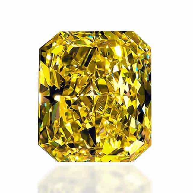 Bright Vivid Fancy Yellow Diamonds from Brian Gavin.