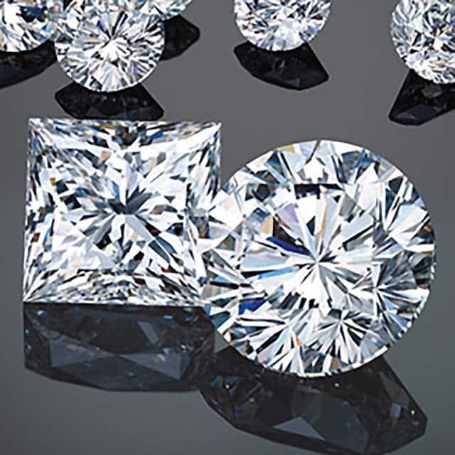 Leo Diamond Reviews for Round and Princess Cut Diamonds.