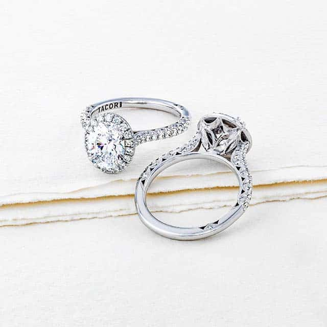 Tacori Engagement Rings from Brilliant Earth.