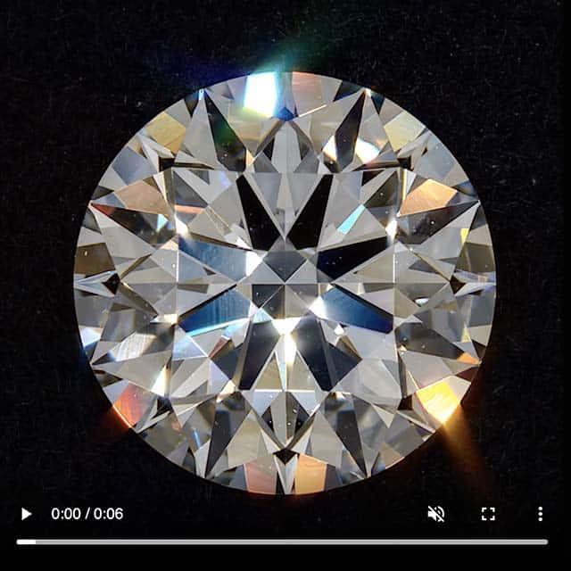 Brian Gavin Signature Super Ideal Cut Diamond.