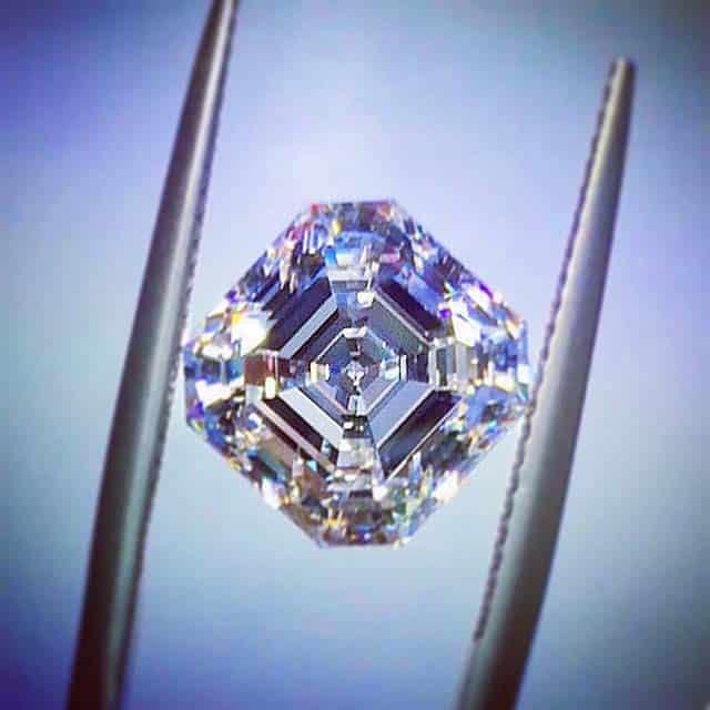 Asscher Cut Diamond Buying Guide
