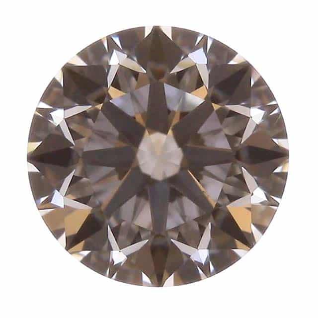 Dark field Magnification Blue Nile GIA Excellent Cut Diamond.