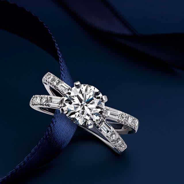 Settings That Make Your Diamond Look Bigger from Blue Nile