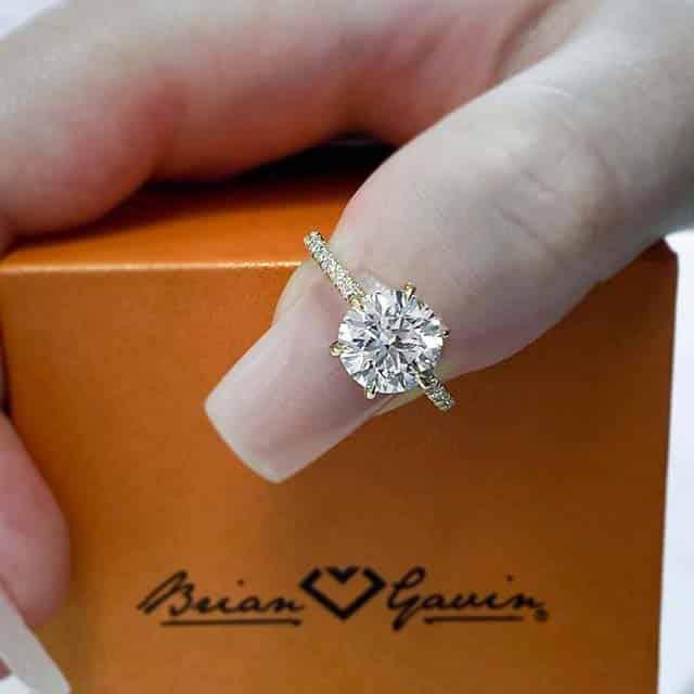 See Why Brian Gavin Diamonds Sparkle More.