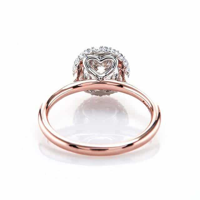 Use the Holloway Cut Adviser to Select Brian Gavin Signature Diamonds.